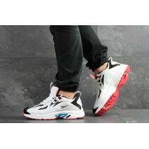 Мужские кроссовки белые Reebok Dmx 8055