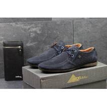 Туфли классическые темно синие Ydg Bellini 2322