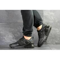 Мужские кроссовки черные Nike 8024