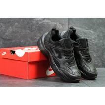 Мужские кроссовки черные Nike М2K Tekno 6211
