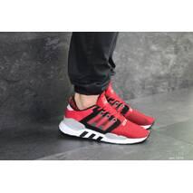 Мужские кроссовки красные Adidas Equipment 91/18 7878