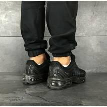 Мужские кроссовки черные Nike Supreme 8260