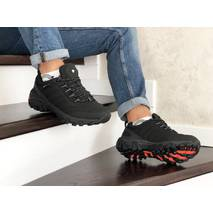 Мужские зимние кроссовки черные Merrell 8713