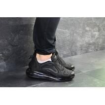 Мужские кроссовки черные Nike Air Max 720 7617