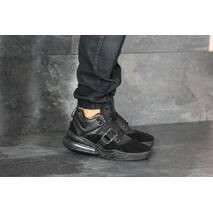 Мужские кроссовки черные Nike 8264