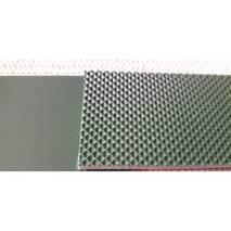 Лента PVC (ПВХ) Green (зеленая) ромбик P21-11 - 3.1 мм