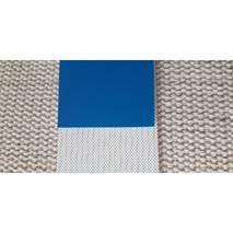 Лента пищевая полиуретановая синяя PU (ПУ) UPRO 2/13 B-M FL- 1.3 мм