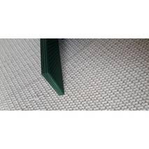 Стрічка PVC (ПВХ) Green (зелена) ромбик P32-11 - 4.6 мм