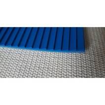 Лента для хлеборезки PVC (ПВХ)-синяя зубчатая P22-86/6N