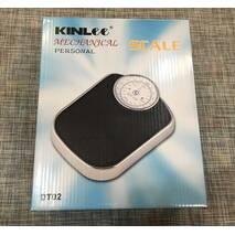 Весы напольные механические Kinlee DT02 160кг / А118