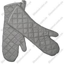 Высокие рукавицы для Промышленного тандыра Стандарт 2 (2шт)