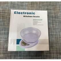 Весы кухонные электронные В05 5кг / А115