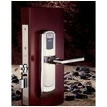 Замок гостиничный электронный DiGi-6600-76 с доступом по беcконтактным MiFare карточкам.