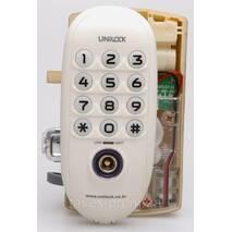Замок электронный с кодовым доступом автоматический LL67AP1