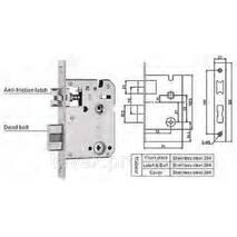 Замок электронный с биометрическим доступом 918-88-F