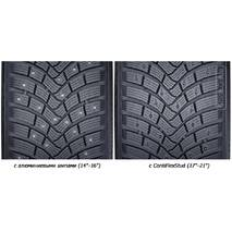 Покришки Continental Ice contact 3 (155/65 r14)