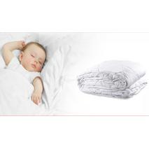 Ковдра в дитяче ліжечко від Le Vele Aloe Vera