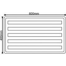 Поддон для кассет DPT 5 (400х600 мм)