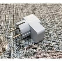 Перехідник мережевий з вимикачем / В812