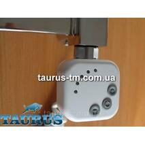 """Квадратний ТЭН HeatQ MS white з регулятором 30-60c   таймер 2 ч. LED   маскування дроту, Польща 1/2"""""""
