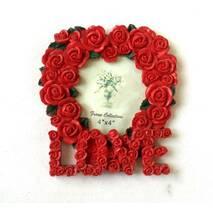Кераміка LOVE серце Рози