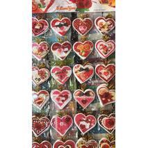 Валентинки на планшеті(240 шт.)