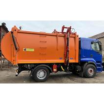 Обладнання сміттєвоза КО-426-08 з боковим завантаженням