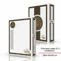 Упаковка гофра (2-1), 280х100х345 мм, Versace