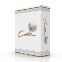 Упаковка гофра (2-1), 280х100х345 мм, Cotton