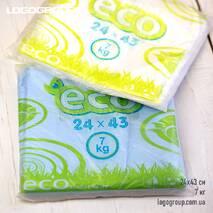 T-shirt bag of Ukrainets, Bastion, Eco, Super mocna TM.