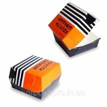 Коробка для суши, фастфуда