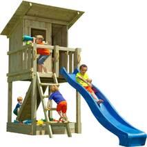 Детская игровая площадка Blue Rabbit BEACH HUT Синя