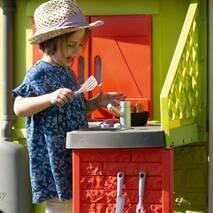 Літня кухня для будиночка Smoby Neo Jura 810901