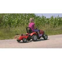 Дитячий трактор на педалях Falk 961am CASE IH