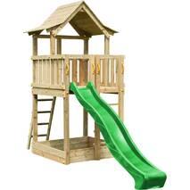 Дитячий ігровий майданчик Blue Rabbit PAGODA Зелений