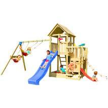 Дитячий ігровий майданчик Blue Rabbit PENTHOUSE   SWING Синивши