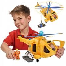 Вертолет Wallaby II с фигуркой Пожарный Сэм Simba 9251002