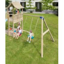 Модуль качели SWING для детской площадки Blue Rabbit