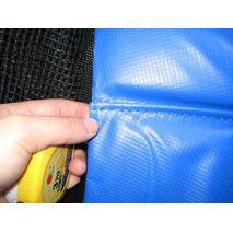 Захист пружин батута 374/366 см (12 ft.) з щільного ПВХ