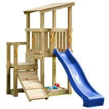 Дитячий ігровий майданчик Blue Rabbit Cascade з 2 гірками Синивши