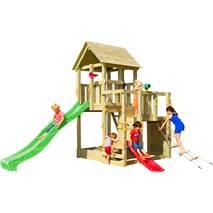 Дитячий ігровий майданчик Blue Rabbit PENTHOUSE Зелений