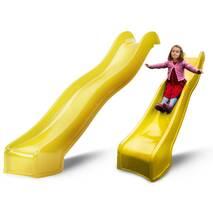 Горка спуск для детей Hapro 3 м. (Желтая)