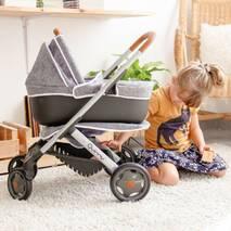 Коляска для ляльки 3в1 Maxi Cosi Quinny Smoby 253104
