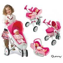 Коляска трансформер для ляльки 4в1 Maxi Cosi Quinny Smoby 550389