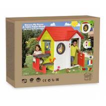 Ігровий дитячий будиночок із столом Smoby 810401