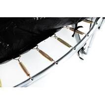 Батут SkyJump 10 фт., 312 см.із захисною сіткою і драбинкою