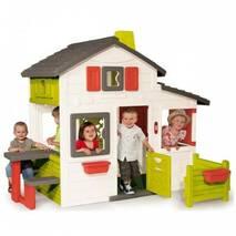 Будиночок для дітей Smoby 310209 Friends House Floralie