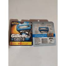 Змінні касети для гоління Gillette Fusion 5 ProShield Chill, 8 шт, США оригінал