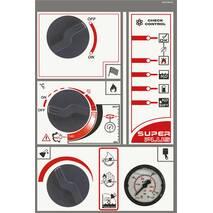 Мийні апарати високого тиску Biemmedue SUPER PLUS