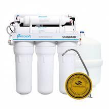 Система зворотного осмосу Ecosoft Standart МO 6-50МР з насосом та мінералізатором